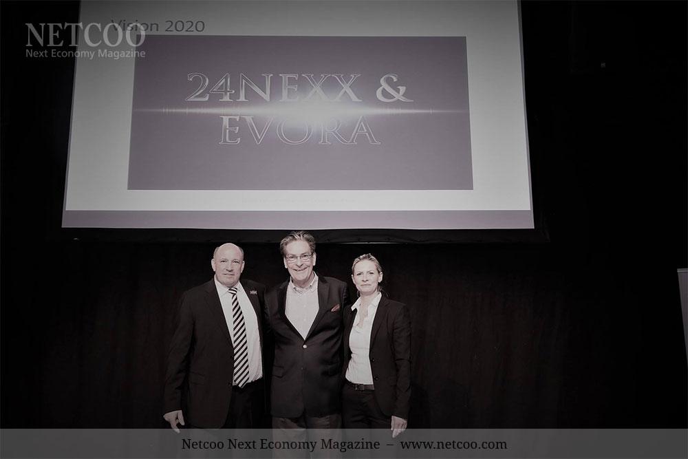 Michael Strachowitz begeisterte die 24nexx Berater