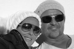 Jörg Wittke mit Ehefrau Andrea