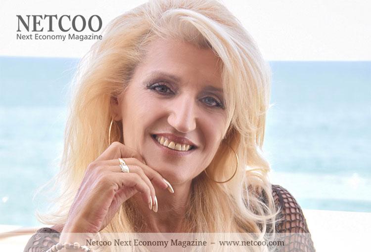 Katarina Hantzidou gehört zu den Top-Leadern bei Bitclub Network