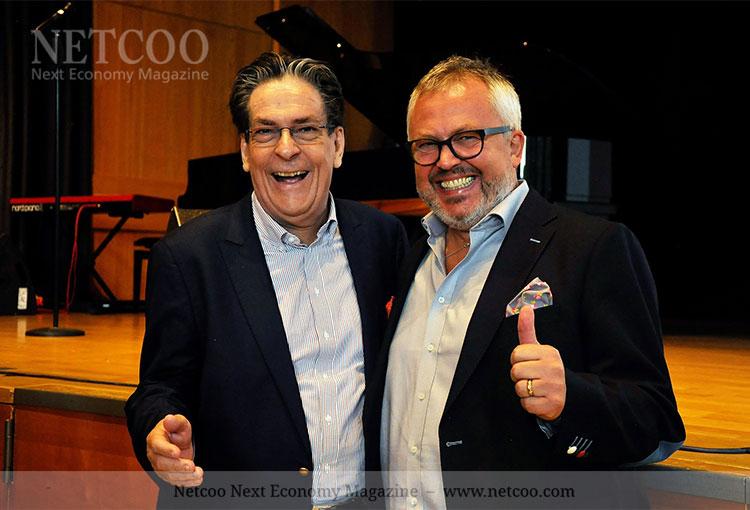 Michael Strachowitz und Dirk Jakob