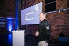 Der renommierte Hai-Experte Dr. Erich Ritter begeisterte mit seinem Vortrag über Haie