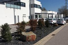Die proWIN Akademie in Landsweiler-Reden. Hier besuchen mehrere tausend proWIn Berater jährlich verschiedene Schulungen.