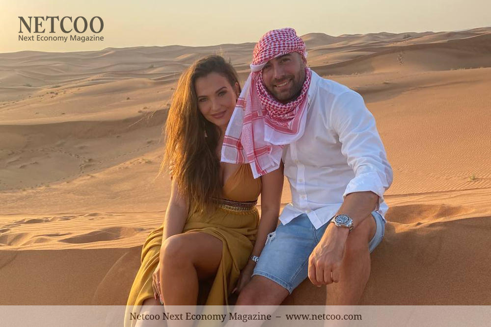 Ricardo & Valentina in Dubai