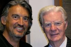 Wolfgang Sonnenburg und Bob Proctor