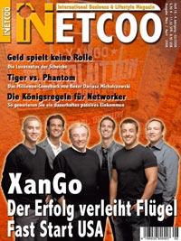 XanGo -Titelstory