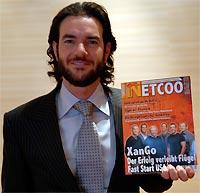 XanGo-Gründer Gordon Morton