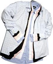 Starsize-Hemden von 24nexx