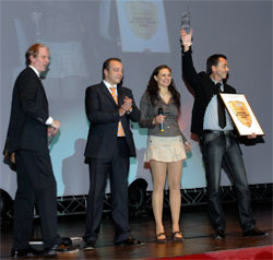FE.N Company of the year 2008