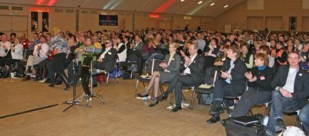Motivationsschub zum Jahresauftakt in Willingen für 300 Vertriebspartner von Energetix Bingen.