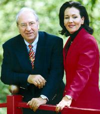 Nikolaus und Dr. Claudia Enkelmann