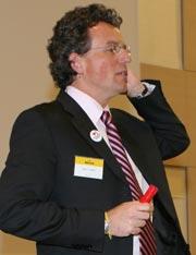 Ulrich Lang beim Meeting in Willingen.