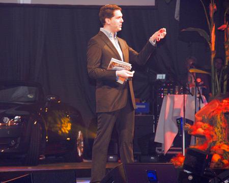Vemma Europe CEO Simon Grabowski