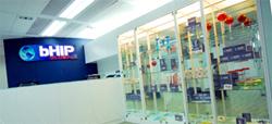 bHIP Office in Hong Kong