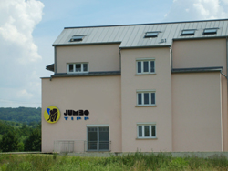 Jumbo Tipp Headquarter in Luxemburg