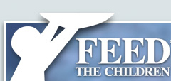 Feed the childen Logo