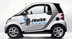Neus Autokonzept bei Jumbo Tipp!
