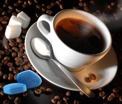 Durchhaltevermögen mit Kaffee