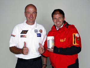 Torsten Weber und Markus Gandler!