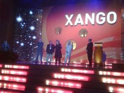 XanGo Bühne in Moskau!