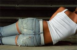 Jeans sind nach wie vor beliebt!