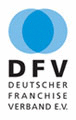 Logo Deutscher Franchise Verband