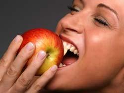 Täglich ein Apfel!