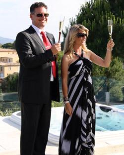 Rolf und Vicki Sorg