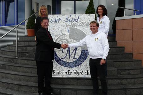 Spendenscheck PM-International