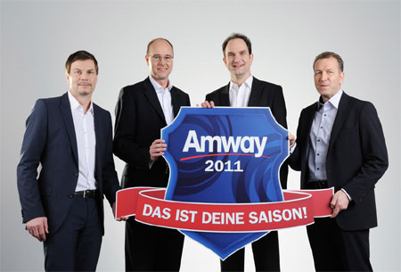 Amway Trainerstab