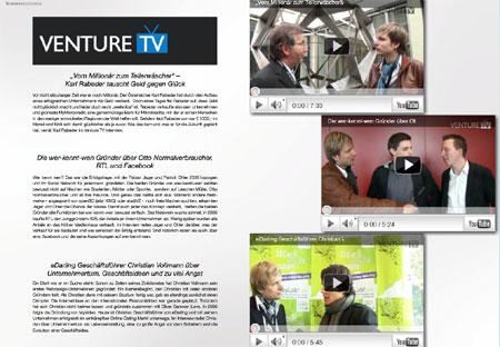 Venture TV Netcoo