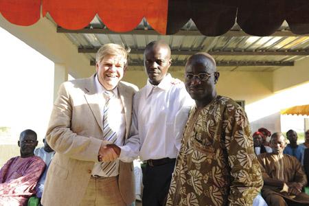 NL Charity in Senegal