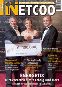 Cover September -Oktober 2011