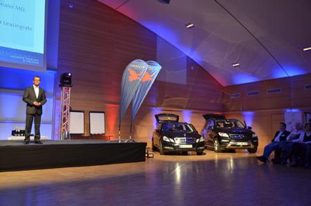 Neues Autoprogramm bei Energetix