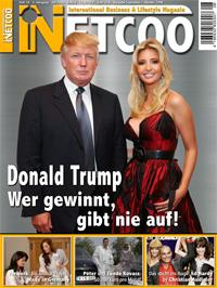 Donald Trump mit Tochter