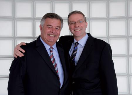 Dieter Tien und Harry Wijnvoord