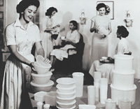 Kosmetik boomt bei Tupperware