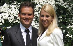 Jürgen und Rebecca Liebig