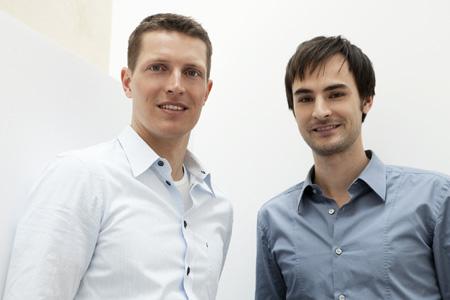 Marc Appelhoff und Christoph Cordes