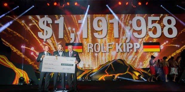 Rolf Kipp - Forever No 1