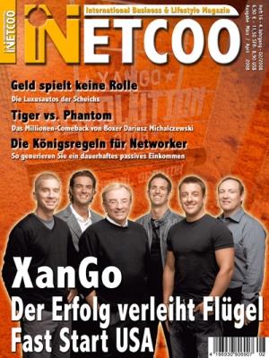 Netcoo Magazin Februar 2008