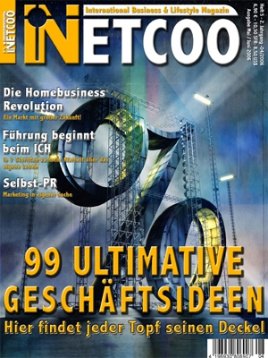 Netcoo Magazin April 2006