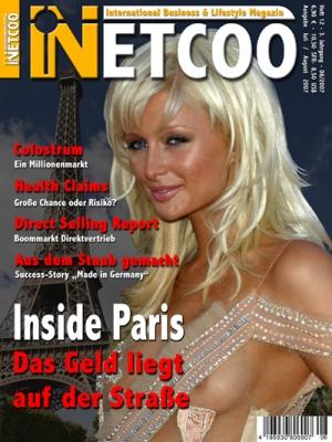 Netcoo Magazin Juni 07 - Paris Hilton