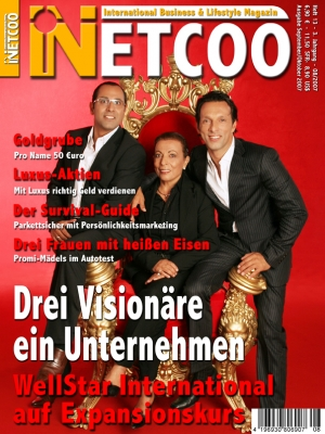Netcoo Magazin August 2007