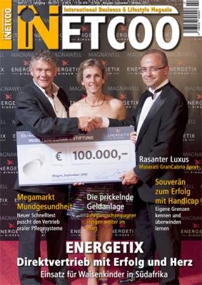 Netcoo Magazin 08-2011