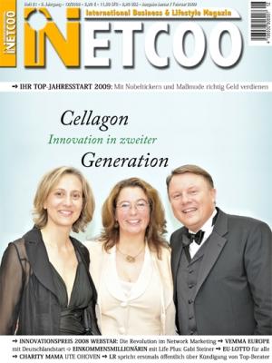 Netcoo Magazin 12-2008