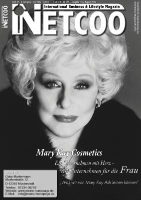 Personalisierter Sonderdruck Mary Kay Cosmetics