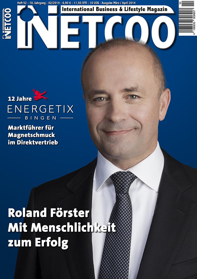 Cover Netcoo Magazin 02-2014