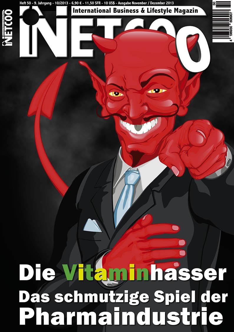 Cover Netcoo Magazin 10-2013