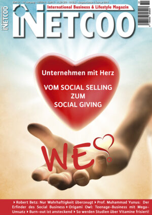 Cover Netcoo Magazin 12-2013