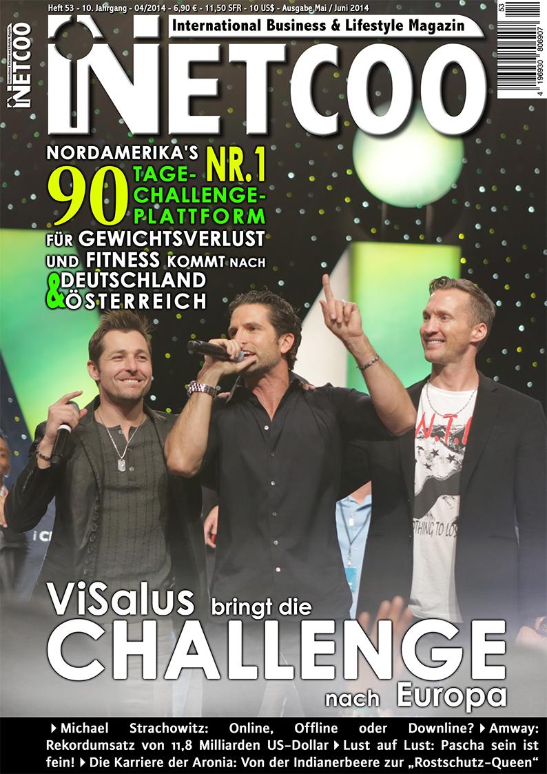 Cover Netcoo Magazin 04-2014